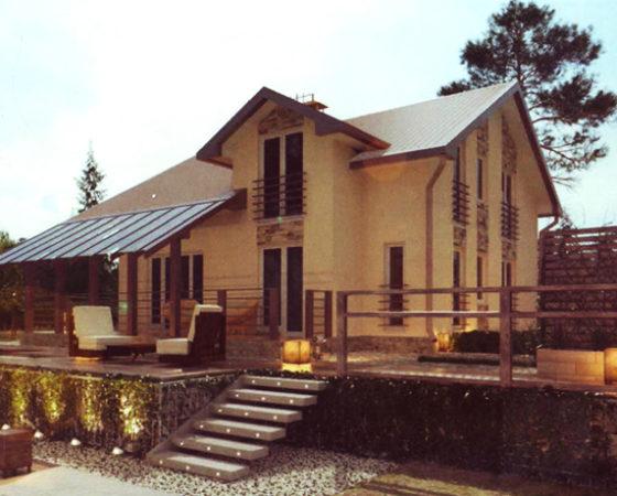 Дом  –205,89 м2. Стоимость – 3 088 350 р.