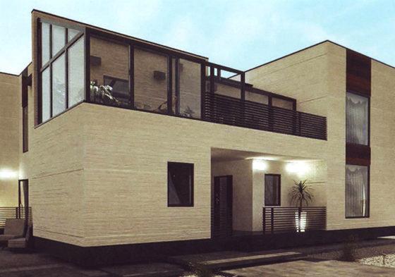 Дом двухэтажный – 310,50 м2. Стоимость – 6 210 000 р.