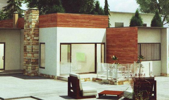 Дом двухэтажный –107,59м2. Стоимость – 2 151 800 р.